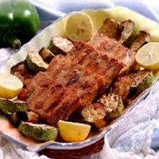 استیک ماهی شیر